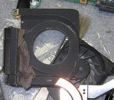 Чистка ноутбука от пыли, фото 3