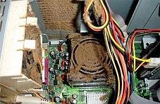 Чистка компьютера от пыли, фото 2