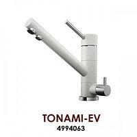 Смеситель OMOIKIRI TONAMI-EV (4994063), эверест/хром, фото 1