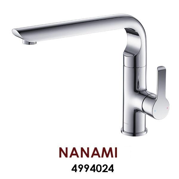 Смеситель OMOIKIRI NANAMI (4994024), хром