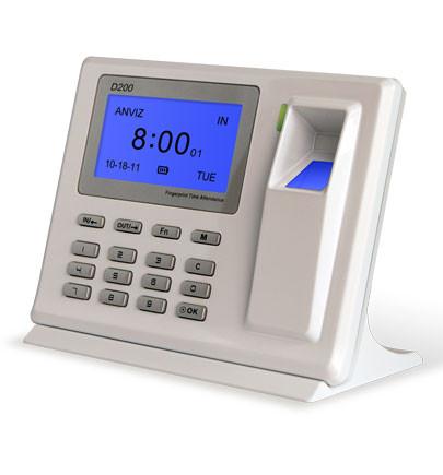 Система контроля и учета рабочего времени для малых и средних компаний Anviz D200