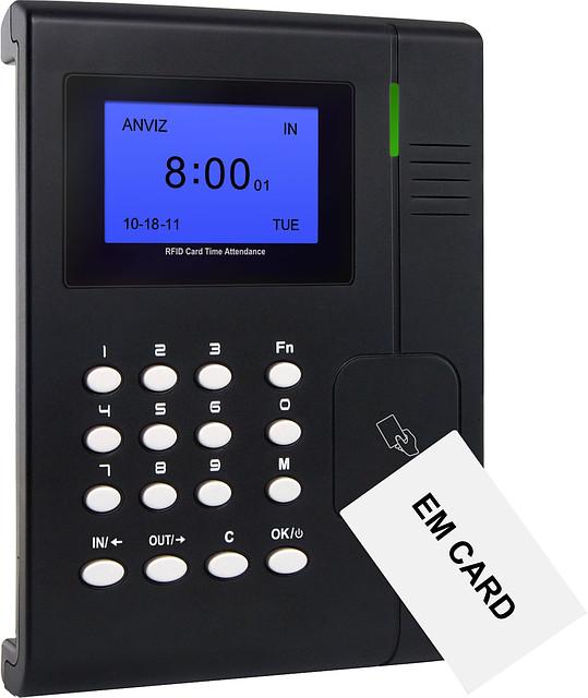 Биометрическая система контроля доступа Anviz OC180