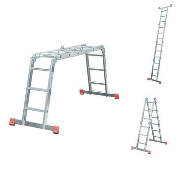 Лестница-трансформер Krause 4х3
