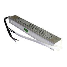 Блок питания для светодиодной продукции 20W DC12V, IP67