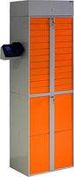 Камера хранения автоматическая,алюминий DB-6