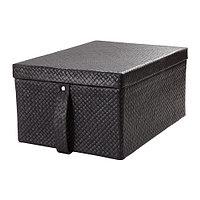 Коробка с крышкой, черный БЛАДИС  , фото 1