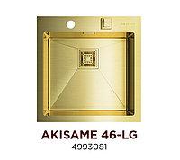 Кухонная мойка стальная OMOIKIRI AKISAME 46-LG (4993081)