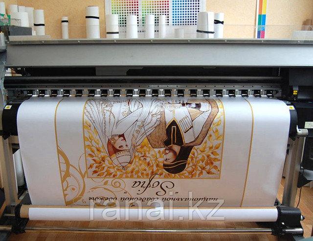 Печать на оракале 1440 dpi