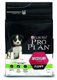 Pro Plan Puppy Medium 3кг с Ягненком для щенков средних пород Сухой корм
