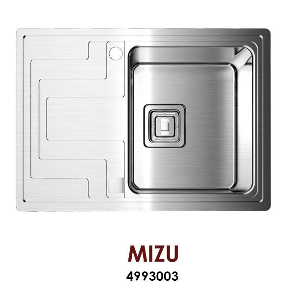 Кухонная мойка OMOIKIRI MIZU 78-1-R (4993003)