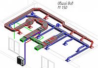 Монтаж вентиляции по проекту
