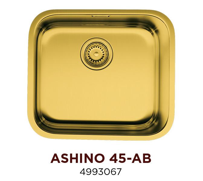 Кухонная мойка OMOIKIRI ASHINO 49-АB (4993067)