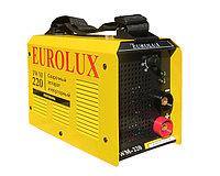 Инверторный сварочный аппарат IWM 220 Eurolux гарантия, доставка, купить в Алматы