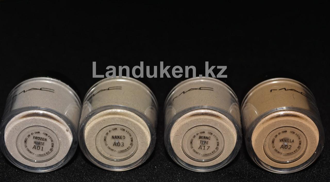 Пигмент для макияжа MAC рассыпчатые тени Pigment Colour Powder - фото 4