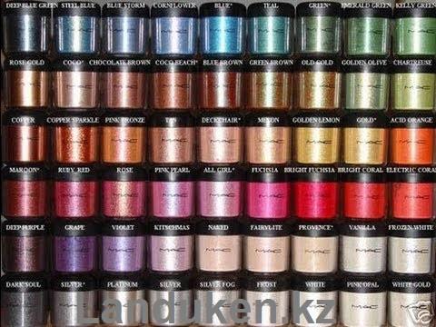 Пигмент для макияжа MAC рассыпчатые тени Pigment Colour Powder - фото 8