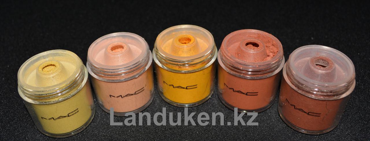 Пигмент для макияжа MAC рассыпчатые тени Pigment Colour Powder - фото 5