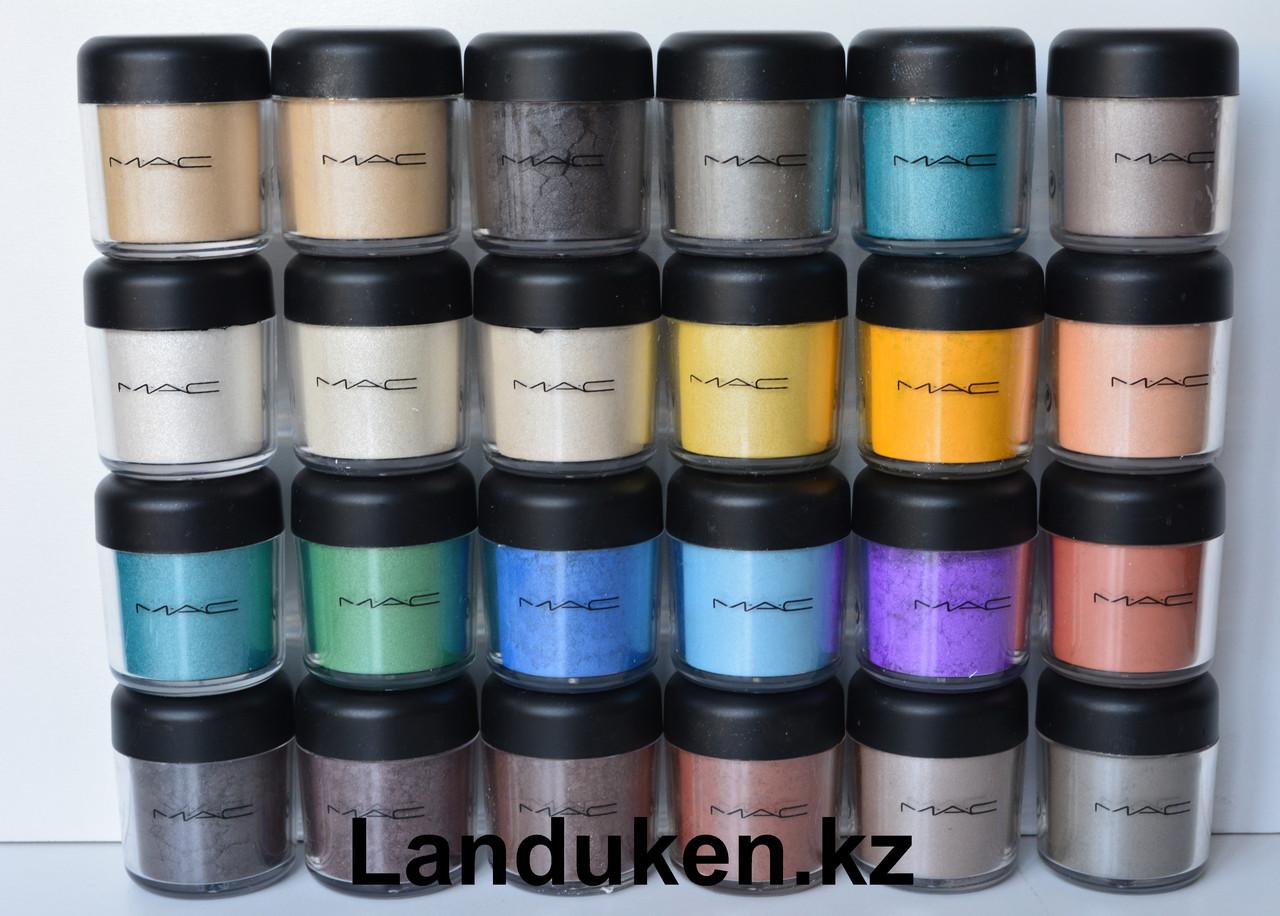 Пигмент для макияжа MAC рассыпчатые тени Pigment Colour Powder - фото 2