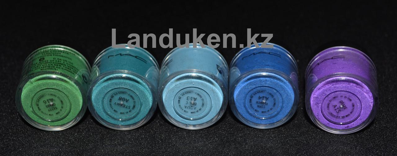 Пигмент для макияжа MAC рассыпчатые тени Pigment Colour Powder - фото 7