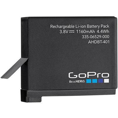 Батарея для GoPro HERO 4 ОЕМ (1160mAh)