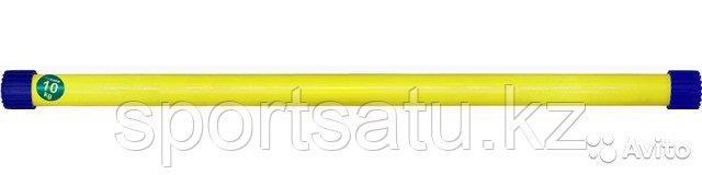 Бодибар (гимнастическая палка) 10 кг 120см Россия