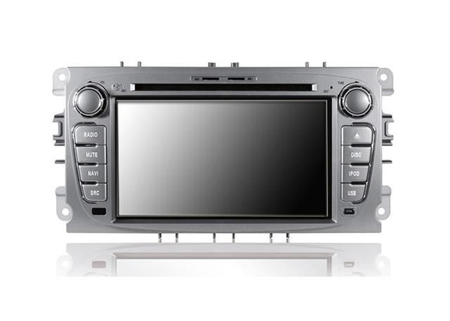 Штатное головное устройство Ford C-MAX, FOCUS 2006-2011, GALAXY 2006, S-MAX 2006, MONDEO 2007.
