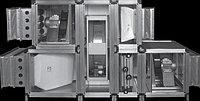 Вентиляционные установки, вентиляторы, эл.приводы заслонок
