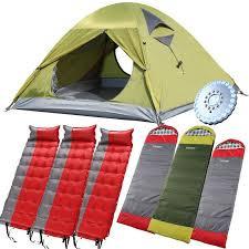 Палатки, спальные мешки, аксессуары