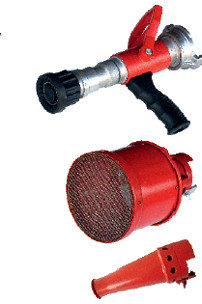 Ствол пожарный ручной СРП-50Е