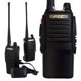 Рации FDC FD-850 носимые 400-470 мГц., фото 4