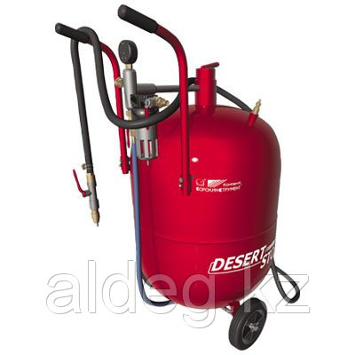 Пескоструйный аппарат на 63 литра