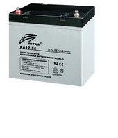 Аккумуляторная батарея Ritar RA12-55 (12V 55Ah)