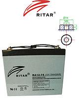 Аккумуляторная батарея Ritar RA12-75 (12V 75Ah)