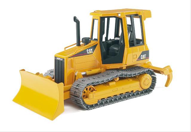 Игрушка Гусеничный трактор 02-447
