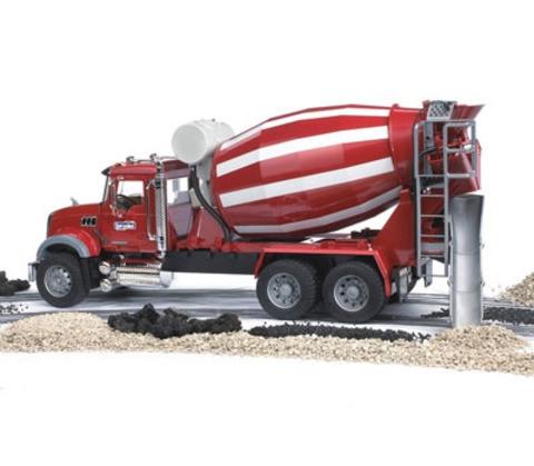 Бетономешалка N MACK Granite Truck