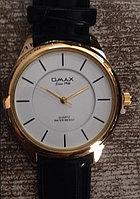 Часы Omax (Япония),  с логотипом., фото 1