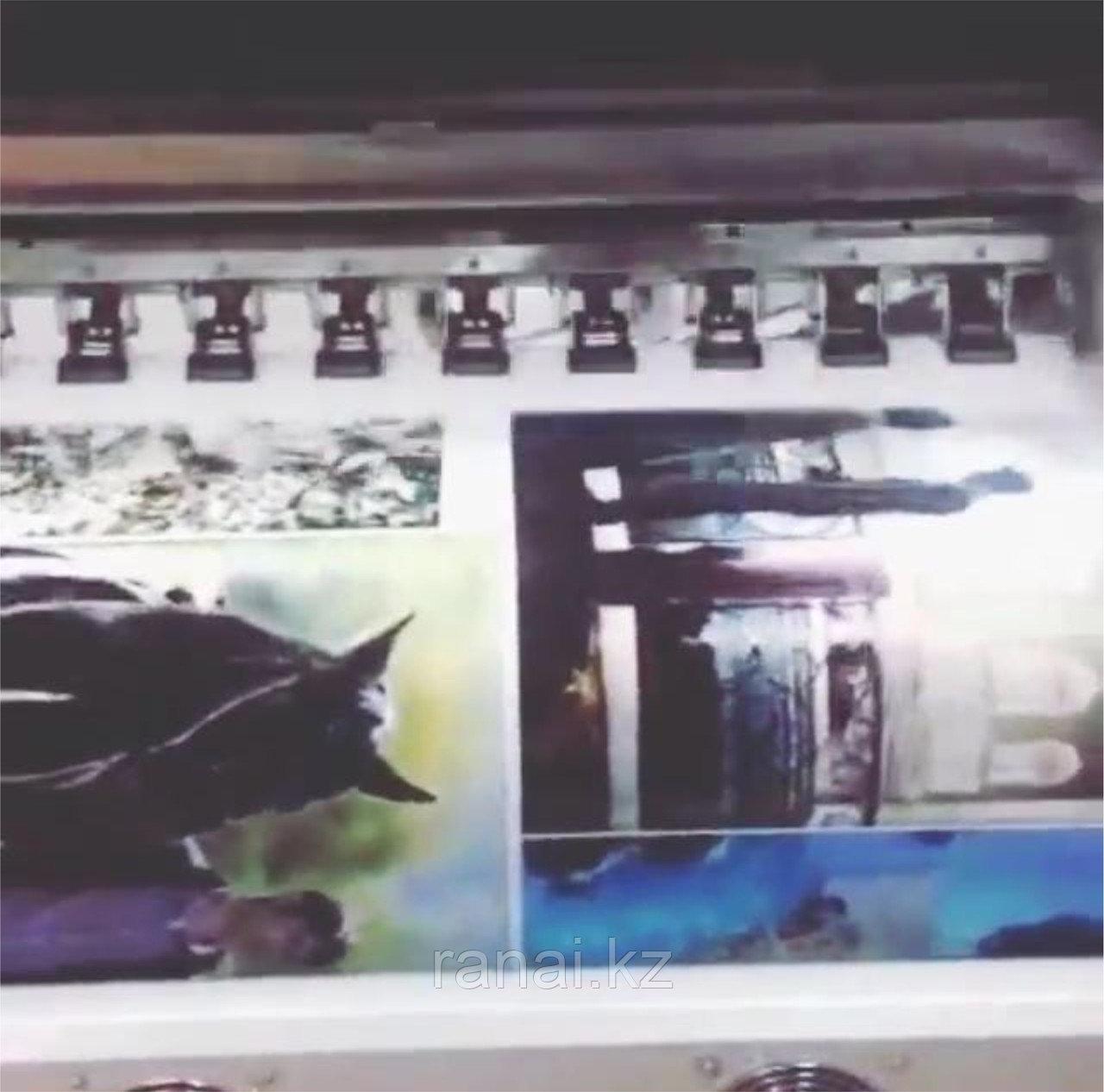 Печать на матовом баннере 1440 dpi