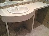 Столешницы для Ванных комнат на заказ, фото 4