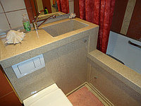 Столешницы для Ванных комнат на заказ, фото 1