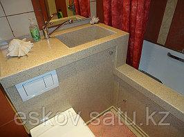 Столешницы для Ванных комнат на заказ