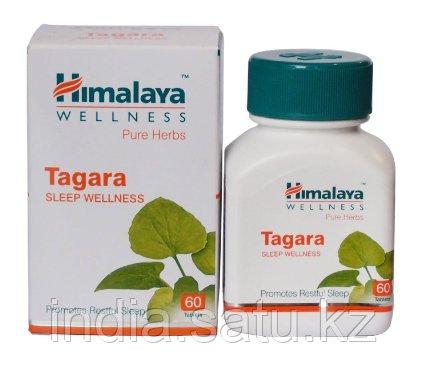 """""""Тагара""""(Tagara) в таблетках от компании Himalaya"""