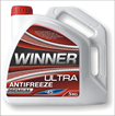 Антифриз WINNER PREMIUM ULTRA (-45)(красный)