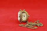 "Часы-кулон ""Камея"", фото 4"