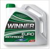 Антифриз WINNER PREMIUM EURO  (-40)(зелёный)