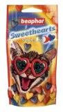 BEAPHAR Sweet Hearts 150т Полезное лакомство для кошек и котят в форме разноцветных сердечек, фото 1