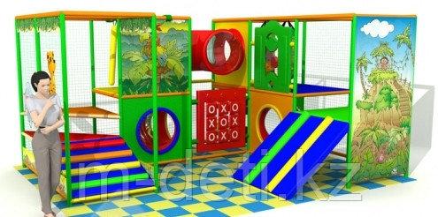 Купить:Внутренний игровой комплекс - лабиринт «Хамелеон»