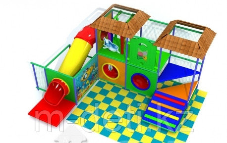 Купить:Внутренний игровой комплекс - лабиринт «Ручеек-2»
