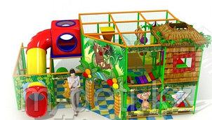 Купить:Внутренний игровой комплекс - лабиринт «Жирафик»