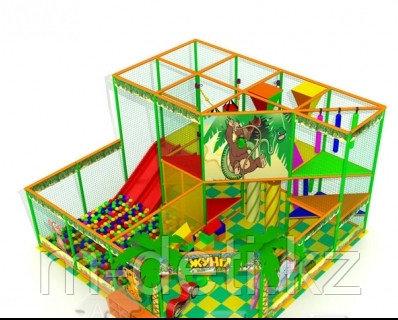 Купить:Внутренний игровой комплекс - лабиринт «Какаду»