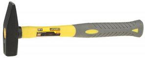 """Молоток STAYER """"PROFI"""" слесарный кованый с двухкомпонентной фиберглассовой ручкой,"""