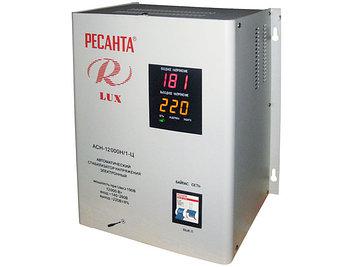 Стабилизатор напряжения однофазный цифровой настенный ACH-12000Н/1-Ц